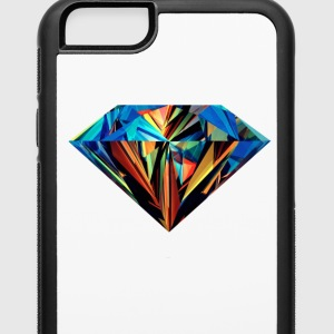Diamond iPhone 6 Rubber Case - iPhone 6/6s Rubber Case