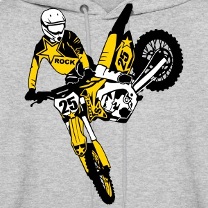 Moto Cross - Supercross Hoodies - Men's Hoodie