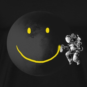 Paint a smile - Men's Premium T-Shirt