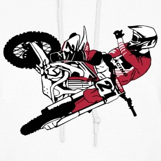 Moto Cross - Supercross Hoodies