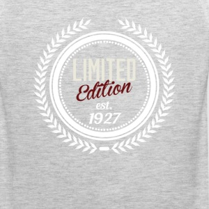 limited edition1927 Tank Tops - Men's Premium Tank