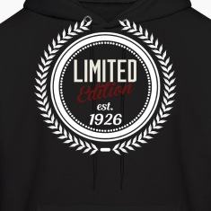limited edition 1926 Hoodies