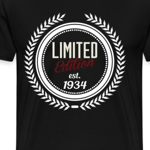 limited edition  1934 T-Shirts - Men's Premium T-Shirt