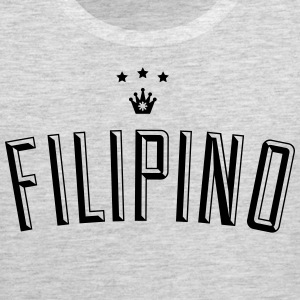 Filipino King by AiReal Apparel - Men's Premium Tank