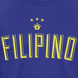 Filipino King by AiReal Apparel - Men's Premium T-Shirt