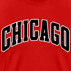 Chicago Arch Shirt T-Shirts - Men's Premium T-Shirt