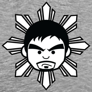 Filipino Rising Sun T-Shirts - Men's Premium T-Shirt