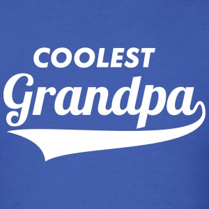 GRANDPA + (YOUR OWN TEXT) MEN T-SHIRT - Men's T-Shirt