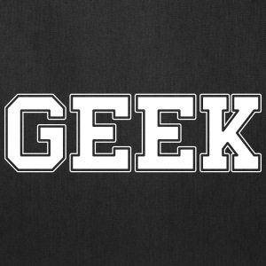 GEEK college Bags & backpacks - Tote Bag