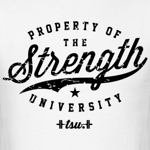 Property of TSU T-Shirts - Men's T-Shirt