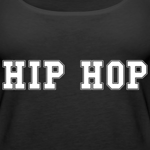 Hip hop college Tanks - Women's Premium Tank Top