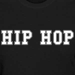 Hip hop college Women's T-Shirts - Women's T-Shirt