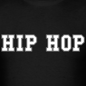 Hip hop college T-Shirts - Men's T-Shirt