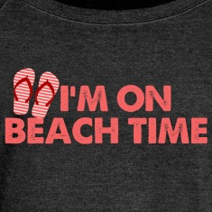 I'm On Beach Time Shirts