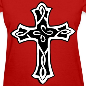 Cross Filled - Women's T-Shirt