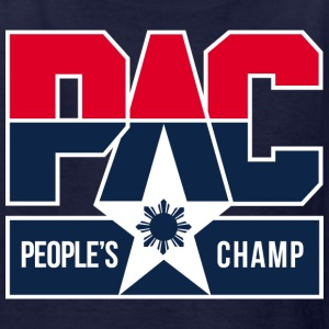 pac peoples champ Kids' Shirts - Kids' T-Shirt