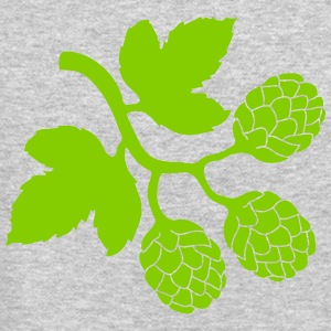 hops_ba1 Long Sleeve Shirts - Crewneck Sweatshirt
