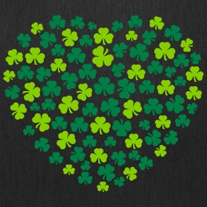 st patrick shamrocks Bags & backpacks - Tote Bag