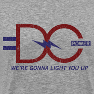 Design ~ DC Power - Men's T