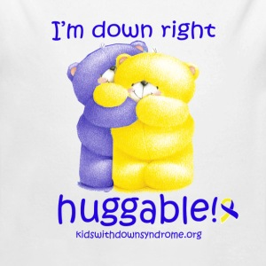 Down Right Huggable Baby & Toddler Shirts - Long Sleeve Baby Bodysuit