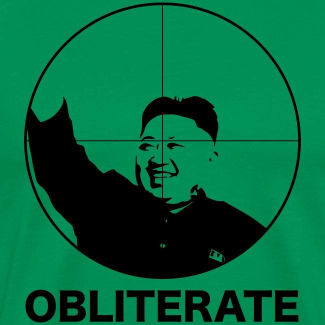 Kim Jong Obliterate
