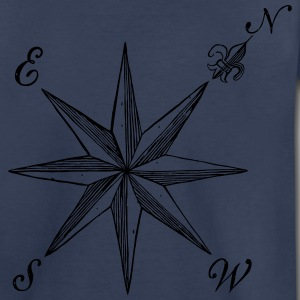 Compass Rose Shirt - Toddler Premium T-Shirt