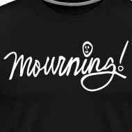 Design ~ Mourning!