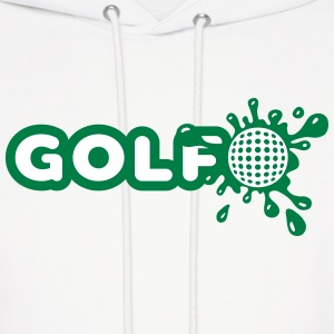 Golf and Splash Hoodies - Men's Hoodie