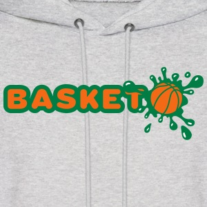 Basket and Splash Hoodies - Men's Hoodie