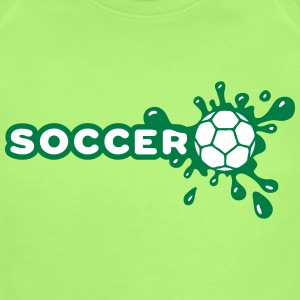 Soccer Splash Baby & Toddler Shirts - Short Sleeve Baby Bodysuit