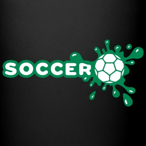 Soccer Splash Mugs & Drinkware - Full Color Mug