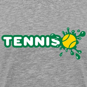 Tennis and Splash T-Shirts - Men's Premium T-Shirt