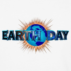 Earth Day Earth Blast T-Shirts - Baseball T-Shirt