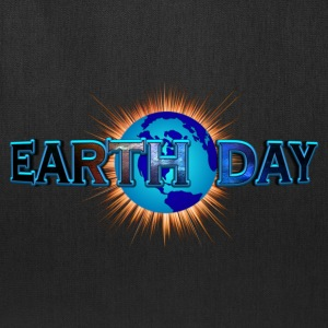 Earth Day Earth Blast Bags & backpacks - Tote Bag