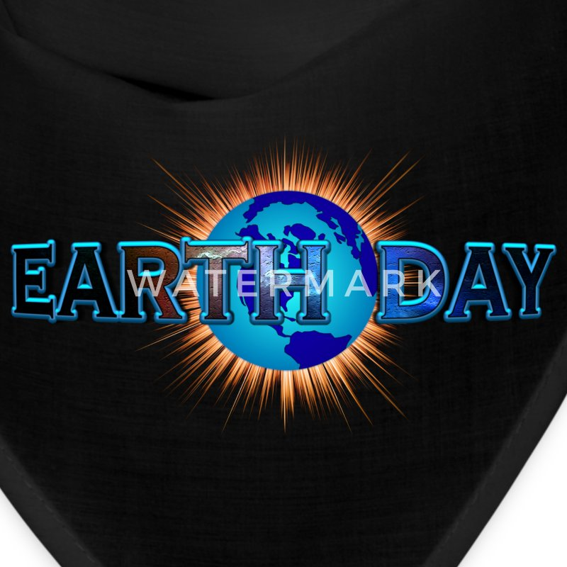 Earth Day Earth Blast Caps - Bandana