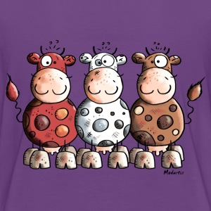 Funny Colourful Cows Baby & Toddler Shirts - Toddler Premium T-Shirt