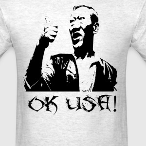 OK USA (1) - Men's T-Shirt