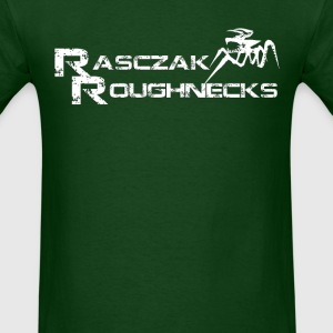 Rasczak Roughnecks (1) - Men's T-Shirt