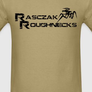 Rasczak Roughnecks (2) - Men's T-Shirt