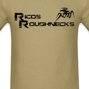 Rico's Roughnecks (2) - Men's T-Shirt