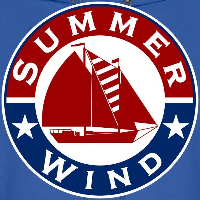 Summer Wind Crew Hoodie