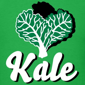 Kale T-Shirts - Men's T-Shirt