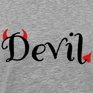 Devil T-Shirts - Men's Premium T-Shirt