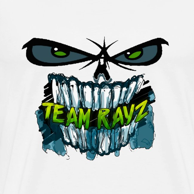 #TeamRayz Zombie Face Shirt