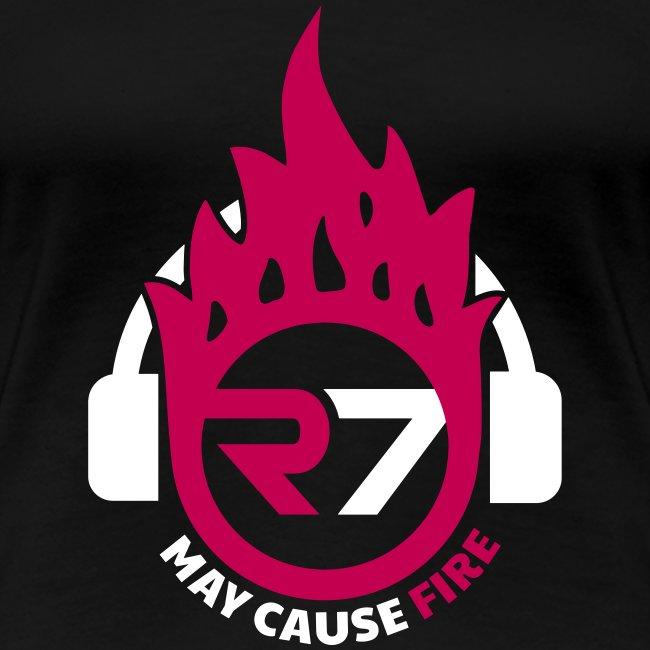 May Cause Fire Women's T-Shirt