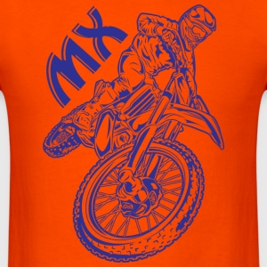 Motocross MX Racer T-Shirts - Men's T-Shirt