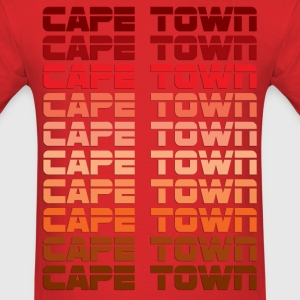 Cape Town - Men's T-Shirt