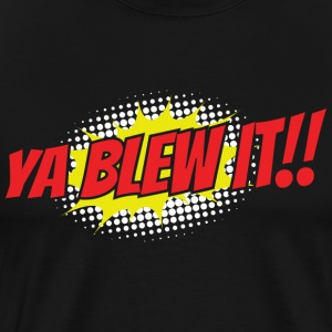 Jay and Dan Blew It T-Shirts - Men's Premium T-Shirt