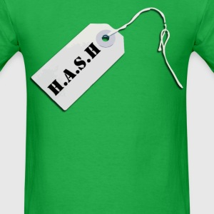 Hash tag # (2) - Men's T-Shirt