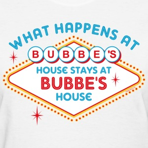 Las Vegas Stays At Bubbe's Women's T-Shirts - Women's T-Shirt
